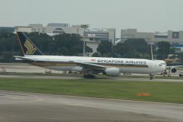 matsuさんが、シンガポール・チャンギ国際空港で撮影したシンガポール航空 777-212/ERの航空フォト(写真)