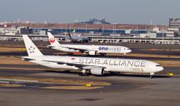 羽田空港 - Tokyo International Airport [HND/RJTT]で撮影されたシンガポール航空 - Singapore Airlines [SQ/SIA]の航空機写真