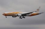 アイスコーヒーさんが、成田国際空港で撮影したノックスクート 777-212/ERの航空フォト(飛行機 写真・画像)