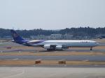 鷹71さんが、成田国際空港で撮影したタイ国際航空 A340-642の航空フォト(写真)