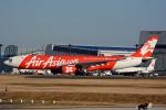 Tomo-Papaさんが、成田国際空港で撮影したタイ・エアアジア・エックス A330-343Eの航空フォト(写真)