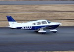 mojioさんが、静岡空港で撮影した日本個人所有 PA-28-181 Archer IIの航空フォト(飛行機 写真・画像)