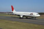 北の熊さんが、新千歳空港で撮影した日本航空 A300B4-622Rの航空フォト(飛行機 写真・画像)