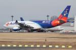 アイスコーヒーさんが、成田国際空港で撮影したエアカラン A330-202の航空フォト(飛行機 写真・画像)
