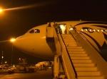 Meggyさんが、カイロ国際空港で撮影したエジプト航空 A330-243の航空フォト(写真)