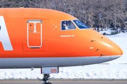 ミッキー・モンキーさんが、松本空港で撮影したフジドリームエアラインズ ERJ-170-200 (ERJ-175STD)の航空フォト(飛行機 写真・画像)