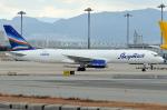 関西国際空港 - Kansai International Airport [KIX/RJBB]で撮影されたヤクティア・エア - Yakutia Airlines [R3/SYL]の航空機写真