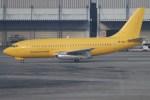 みなみ まどかさんが、関西国際空港で撮影したエアワーク 737-219C/Advの航空フォト(写真)