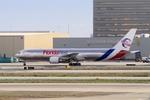 Fuseyaさんが、ロサンゼルス国際空港で撮影したフロリダウエスト 767-346F/ERの航空フォト(写真)