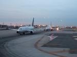 tsubasa0624さんが、ニューアーク・リバティー国際空港で撮影したコンチネンタル航空 737-3T0の航空フォト(飛行機 写真・画像)