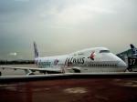 tsubasa0624さんが、金浦国際空港で撮影したJALウェイズ 747-246Bの航空フォト(飛行機 写真・画像)