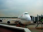 tsubasa0624さんが、金浦国際空港で撮影したJALウェイズ 747-246Bの航空フォト(写真)