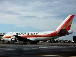 tsubasa0624さんが、ダニエル・K・イノウエ国際空港で撮影したカリッタ エア 747-132(SF)の航空フォト(飛行機 写真・画像)