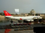 tsubasa0624さんが、ダニエル・K・イノウエ国際空港で撮影したノースウエスト航空 747-451の航空フォト(飛行機 写真・画像)