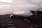 tsubasa0624さんが、デンパサール国際空港で撮影したガルーダ・インドネシア航空 A330-341の航空フォト(飛行機 写真・画像)