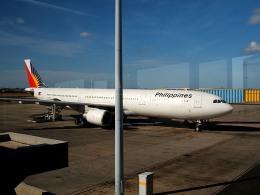tsubasa0624さんが、マクタン・セブ国際空港で撮影したフィリピン航空 A330-301の航空フォト(写真)