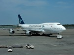 tsubasa0624さんが、成田国際空港で撮影したガルーダ・インドネシア航空 747-441の航空フォト(写真)