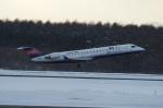 北の熊さんが、新千歳空港で撮影したアイベックスエアラインズ CL-600-2C10 Regional Jet CRJ-702の航空フォト(飛行機 写真・画像)