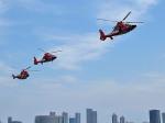 tsubasa0624さんが、立川飛行場で撮影した東京消防庁航空隊 AS365N3 Dauphin 2の航空フォト(飛行機 写真・画像)