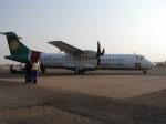 tomoataさんが、ニャウンウー空港で撮影したヤンゴン航空の航空フォト(写真)