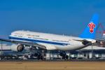 パンダさんが、成田国際空港で撮影した中国南方航空 A330-223の航空フォト(写真)