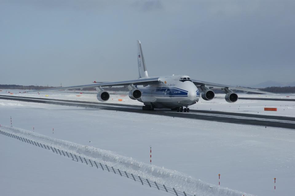 北の熊さんのヴォルガ・ドニエプル航空 Antonov An-124 Ruslan (RA-82042) 航空フォト