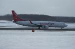 北の熊さんが、新千歳空港で撮影したイースター航空 737-86Jの航空フォト(飛行機 写真・画像)