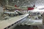 TKOさんが、ダックスフォード飛行場で撮影したブリティッシュ・オーバーシーズ・エアウェイズ (BOAC) DH.106 Comet 4の航空フォト(写真)