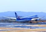 ふじいあきらさんが、広島空港で撮影した全日空 787-9の航空フォト(写真)