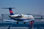パンダさんが、成田国際空港で撮影したアイベックスエアラインズ CL-600-2B19 Regional Jet CRJ-200ERの航空フォト(写真)