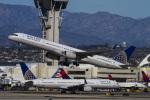 LAX Spotterさんが、ロサンゼルス国際空港で撮影したユナイテッド航空 757-33Nの航空フォト(写真)