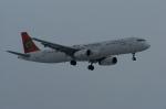 北の熊さんが、新千歳空港で撮影したトランスアジア航空 A321-131の航空フォト(飛行機 写真・画像)