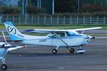 Chofu Spotter Ariaさんが、調布飛行場で撮影した日本個人所有 182P Skylaneの航空フォト(飛行機 写真・画像)