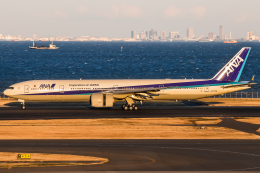 HNDで撮影された全日空 - All Nippon Airways [NH/ANA]の航空機写真