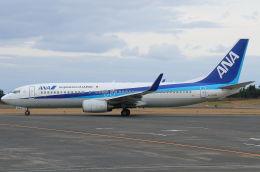 B14A3062Kさんが、鳥取空港で撮影した全日空 737-881の航空フォト(飛行機 写真・画像)