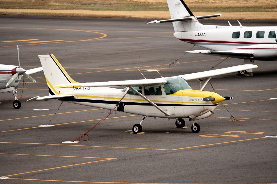 tsubasa0624さんの日本個人所有 Cessna 172 (JA4178) 航空フォト