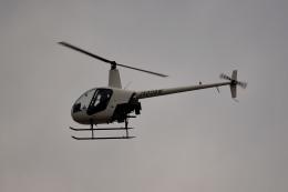tsubasa0624さんが、岡南飛行場で撮影したローゼン航空 R22 Beta IIの航空フォト(飛行機 写真・画像)