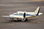 tsubasa0624さんが、岡南飛行場で撮影した日本法人所有 C90A King Airの航空フォト(写真)