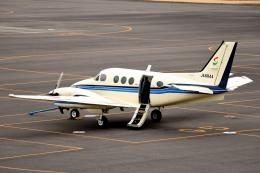 tsubasa0624さんが、岡南飛行場で撮影した日本法人所有 C90A King Airの航空フォト(飛行機 写真・画像)