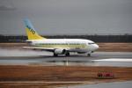 tsubasa0624さんが、神戸空港で撮影したAIR DO 737-54Kの航空フォト(飛行機 写真・画像)