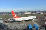 こずぃろうさんが、レントン市営空港で撮影したターキッシュ・エアラインズ 737-9F2/ERの航空フォト(飛行機 写真・画像)