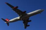 ふらっぺろんさんが、成田国際空港で撮影したヴァージン・アトランティック航空 A340-313Xの航空フォト(写真)