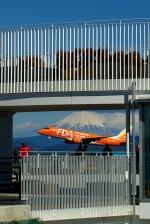 rjnsphotoclub-No.07さんが、静岡空港で撮影したフジドリームエアラインズ ERJ-170-200 (ERJ-175STD)の航空フォト(飛行機 写真・画像)