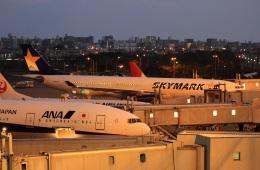 ころちゃんさんが、福岡空港で撮影したスカイマーク A330-343Xの航空フォト(飛行機 写真・画像)