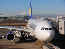 スーパードルフィンさんが、羽田空港で撮影したスカイマーク A330-343Xの航空フォト(飛行機 写真・画像)