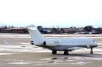 Dojalanaさんが、函館空港で撮影したユタ銀行 BD-700-1A11 Global 5000の航空フォト(写真)