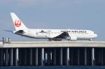 SKYLINEさんが、羽田空港で撮影した日本航空 767-346/ERの航空フォト(飛行機 写真・画像)