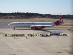 ポカール長田さんが、成田国際空港で撮影したヴァージン・アトランティック航空 A340-313の航空フォト(飛行機 写真・画像)