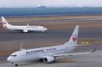 Ryo-JA8088さんが、中部国際空港で撮影したJALエクスプレス 737-846の航空フォト(写真)