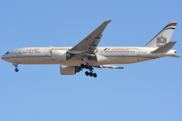 jun☆さんが、仁川国際空港で撮影したエティハド航空 777-237/LRの航空フォト(飛行機 写真・画像)